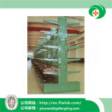 Almacenamiento de acero en voladizo de rack para almacén con aprobación CE