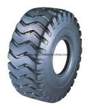 OTR pone un neumático 17.5r25