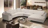 Best-Selling Diseño Moderno salón sofá de cuero (HC1024)