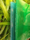 Feuille 100% UV directe de polycarbonate de nid d'abeilles de protection de Bayer 50um de vente d'usine