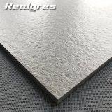 600X600mm graue Gleitschutzinnen- und im Freienbodenbelag-rustikale glasig-glänzende Fliesen