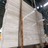 Китайская деревянная белая мраморный плитка для плакирования настила или стены