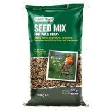 sac 25kg/50kg tissé par pp pour le riz, sucre, graine