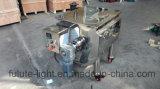 Mezclador horizontal de la cinta de la especia del acero inoxidable