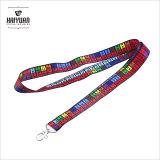 Kundenspezifische purpurrote flache Polyester-Abzuglinie mit weißer Plastikfaltenbildung