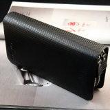 Filas grandes novas saco dobro ocasional da carteira do saco do telefone móvel do Zipper de Beeger