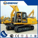 Largement utilisé le creusement de la machinerie tonne XCMG 21.5XE215c pour la vente excavatrice chenillée hydraulique de rampe