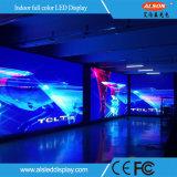 Tela interna do diodo emissor de luz da cor cheia do elevado desempenho P3 para a conferência