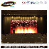Écran d'intérieur polychrome d'Afficheur LED de définition élevée de Fws P2.5