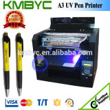 6 Machine van de Druk van de Pen van de Machine van de Druk van de Pen van Inkjet van kleuren de UVA3