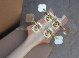 Guitare basse électrique de type de Rick de musique de Hanhai/4 chaînes de caractères