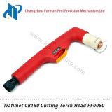 Tête de la flamme Trafimet CB150 PF0080 Air torche à plasma torche de soudage