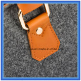 Junge-Entwurfs-Wollen glaubten beiläufigem Kurier-Schulter-Beutel, heißer Förderung-Einkaufen-Träger-Handtasche mit justierbarem Riemen und bequemem Griff