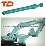 O cilindro hidráulico Kobelco da máquina escavadora da alta qualidade de Sk45 Sk115 Sk200-1 parte a série do cilindro do braço