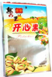 Zx Factory Price 3 Side Seal Pistachio Pouch