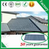 工場直接アルミニウム亜鉛波形の版の石の広州の上塗を施してある金属の屋根瓦