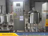 Pasteurizador Jacketed dobro elétrico de 200 macas