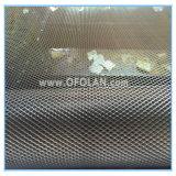 Allungamento della maglia di titanio dell'anodo per il trattamento di acqua di scarico farmaceutico