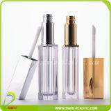 Récipient à lèvres liquide à lèvres personnalisé avec brosse