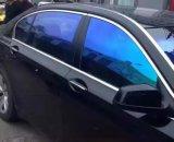Fabrik-Zubehör-Blau, zum des Chamäleon-Fensters zu grünen, das Film abtönt