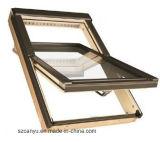 유리제 최고 경첩을 단 지붕 Windows, 스카이라이트 Windows