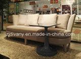 Il sofà moderno del tessuto del Brown ha impostato (D-37-3)