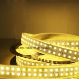 6000-6500k doppia striscia bianca di riga SMD 2835 LED