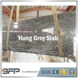 Het goedkope Chinese Marmeren Grijze Marmer van de Plak voor de Bovenkanten van de Ijdelheid