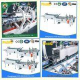 2018년 Hotsale 새로운 공장 가격 판지 폴더 Gluer 기계 Fdf-800