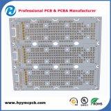 PWB del aluminio 9W para la tarjeta de circuitos del LED HASL sin plomo 90 (HYY-078)