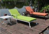 Schwimmen-Aufenthaltsraum-Strand  Aufenthaltsraum-Riemen-Stuhl mit Kissen