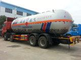 260HP Dongfeng 8X4 36m3 15mt LPGのバルクタンク車