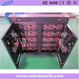 Écran polychrome d'intérieur de panneau de l'Afficheur LED P4 pour annoncer la fabrication de la Chine (CE, RoHS, FCC, ccc)