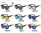 Block Cycling Helm Outdoor Sport Fashion Unisex Retro Lunettes de soleil
