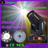 Éclairage principal mobile de disco de faisceau de la LY 280W 10r DJ 330W 15r d'étape