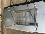 Fabrication faite sur commande de chariot de chariot à acier inoxydable en métal