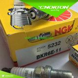 Свечи зажигания Denso двигателя Ngk платины генератора автоматические 5232 Bkr6e-11 5232