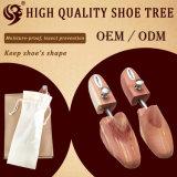 Kundenspezifische Qualitätshölzerne Schuh-Bahre, Schuh-Baum-Fabrik