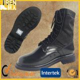 De zwarte Echte Laarzen van de Wildernis van de Vrijheid van de Laars van het Leger van de Prijs van de Fabriek van het Leer