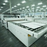 太陽熱発電所のための27V多太陽電池パネル(195W-215W)
