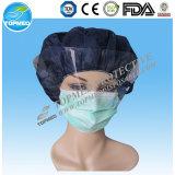 Mascarilla no tejida antiniebla disponible con el blindaje de la protección de ojo