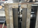 Mangueira ondulada hidráulica que faz a máquina