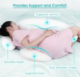 C-Form-Karosserien-Mutterschaftsschwangerschaft-Kissen