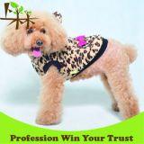 Cappotto del panno morbido di alta qualità per i cani