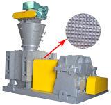 A máquina de granulagem do fertilizante composto de NPK, reduz a poluição da poeira