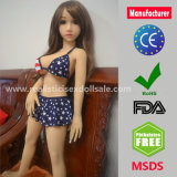 MSDSの証明書が付いている現実的な性の人形100cm愛人形