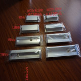 Дуга и плоская ручка шкафа ручки ящика алюминиевого сплава оборудования мебели длины разнообразия конструкции
