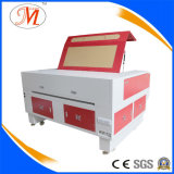 Cortadora del laser de la talla media para los accesorios del paño (JM-1390H-CCD)