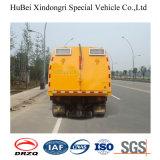 3 CBM Dongfengのコンパクトな通りの道掃除人のトラック