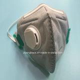 Respiradores disponibles del polvo de Niosh N95 con el carbón